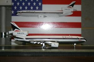 Aviation200 1:200 Delta Airlines McDonnell Douglas DC-10-10 N908WA (AV2DC100413)