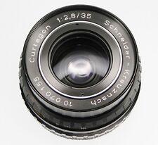 Schneider 35mm f2.8 Curtagon  10070155