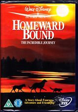 HOMEWARD BOUND - THE INCREDIBLE JOURNEY DVD REGION 4 WALT DISNEY MICHAEL J FOX