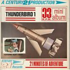 Century 21 MA 108 Gerry Anderson Thunderbird 1 Rare 1966 EP