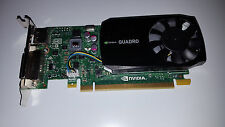 Nvidia Quadro K620 Video Card 2GB DDR3 PCI-E 2.0 x16 379T0