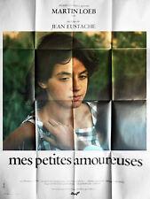 Affiche 120x160cm MES PETITES AMOUREUSES (1974) Jean Eustache - Martin Loeb #