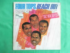 The Four Tops, orig UK Motown pressing Lp - Reach Out