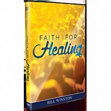 Faith for Healing - Bill Winston - 3 DVD Teaching
