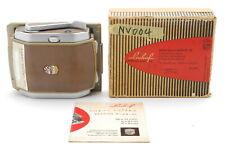 *NEAR MINT in BOX* Linhof Super Rollex 56x72 Roll Film Back Holder JAPAN 936