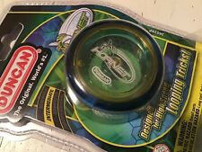 Hornet Pro Looping Yoyo...Green With Blue Rim..Toys