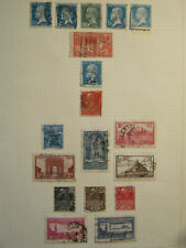 The French Collection - Postage Stamps from France - 1923-1935.