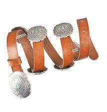 Sublime ceinture cuir *NEUVE****HIGH USE*** de Claire Campbell ex GIRBAUD -T 85