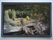 The Hermit Shack Coquihalla River Ladner Creek Bridge Postcard (P231)