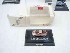 Herpa 1:87 HO  OPEL TIGRA ART COLLECTION NEW OVP