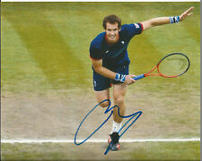 Andy Murray signed 8x10 photo Tennis b Proof