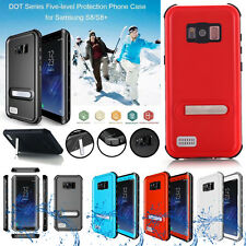 Redpepper Waterproof Shockproof Stand Case Full Cover For Samsung Galaxy S8/S8+