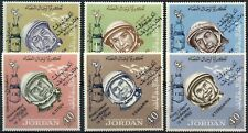 Jordan 1966 SG#728-733 Space Flight Optd MNH Set #E14293