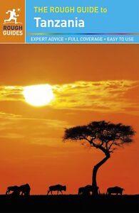Rough Guide to Tanzania Travel Guide Free shipping NEW