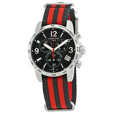 Certina DS Podium Black Dial Mens Chronograph Watch C034.417.18.057.00