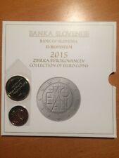 Slovenie BU  2 euro 2015  Emona