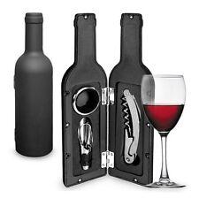 Coffret Accessoires Sommelier Bouteille De Vin Tire Bouchon Bec 3 Pièces Cadeau