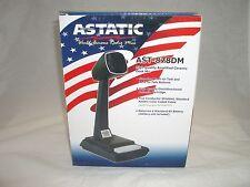 ASTATIC AST878DM CB HAM RADIO POWER AMPLIFIED CERAMIC DESK DESKTOP MICROPHONE