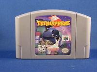 1996 Nintendo 64 Tetrisphere Video Game