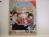 Vintage Music Magazine Bomp! Talking Heads Greg Kihn New Stars For ´79