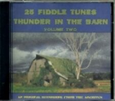 25 Fiddle Tunes - Thunder In The Barn Volume Two  RARE Square Dance CD (New!)
