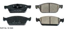 Disc Brake Pad Set-Evolution Ceramic Disc Brake Pad Front Power Stop 16-1645