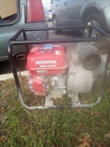 Honda WB30XT Water Pump