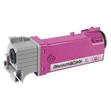 MAGENTA Toner for Dell 3301439 High Yield Laser Cartridge T109C 2130 2135 2130cn