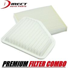 TOYOTA LEXUS SCION CABIN FILTER & ENGINE AIR FILTER COMBO