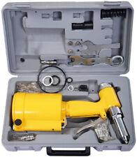 New Pneumatic Air Hydraulic Pop Rivet Gun Riveter Riveting Tool With Case Usa