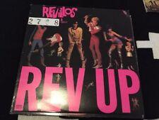 Rock Promo LP 45 RPM Speed Vinyl Records