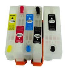 Refillable ink cartridges for epson XP-530 XP-630 XP-635 XP-830 XP-540 XP-640