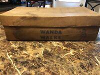 Original In Box 1950's Wanda Walks Doll Mint Working Condition