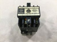 GE General Electric 55-513696G22 Industrial Relay Series A 600V #003E22