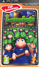 Videogame Lemmings - Essentials PSP