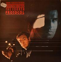 """East - Soundtrack - The Fourth Protocol - Lalo Schifrin 12 """" LP (L501)"""