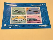 Bermuda  #321a , 1975 Air Mail Service  unused NH  Lot 4014