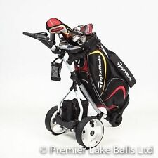 Charles Bentley GT07 Electric Golf Trolley, Silver