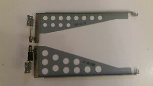 TOSHIBA EQUIUM A200 A200-1V0 LAPTOP LEFT & RIGHT HINGES