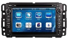 In Dash Car Stereo Radio CD DVD Player GPS Navigation For Saturn Outlook + Maps