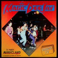 Various - Magic Dee Jay - Discomagic Records - LP 230 - Vinile V026012