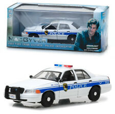 2003 Ford Crown Victoria Police Interceptor MacGyver Serie 1:43 GreenLight 86520