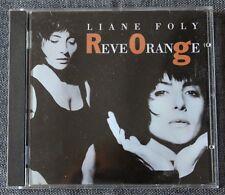 Liane Foly, reve orange, CD