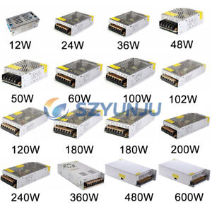 Power led driver AC 220V to DC 12V 1.5A 2A 3A 5A 8.5A 10A 15A 20A 12 volt