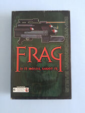 FRAG Board Game - If IT Moves, Shoot It by Steve Jackson Games
