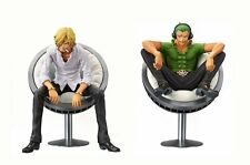 One Piece DXF Grandline Vinsmoke Family Vol.1 Sanji Yonji figure set Banpresto