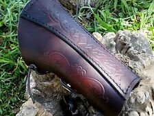 "ARCHERY ARM GUARD/BRACER ""RAGNAR  "" VIKING TRADITIONAL ARCHERY/ RECURVE /LONGBOW"