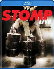 STOMP LIVE (Melanie Joseph) - BLU RAY - Region Free - Sealed