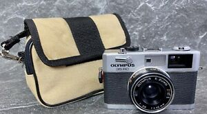 Alte analoge Kamera Olympus 35 RC E. Zuiko 1:2,8 f/42 made in Japan