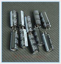 (50pcs) 1800uf 6.3v Rubycon Electrolytic Capacitors MCZ ultra low ESR 6.3v1800uf